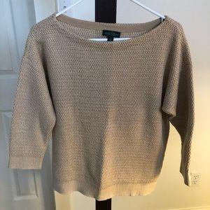 Ralph Lauren sweater, size L